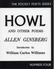 Howl and Other Poems Cover Image