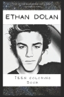 Teen Coloring Book: An Anti Anxiety Adult Coloring Book That's Inspired By A Pop or Rock Singer, Band or An Acclaimed Actor Cover Image