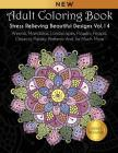 Adult Coloring Book: Stress Relieving Beautiful Designs (Vol. 14): Animals, Mandalas, Landscapes, Flowers, People, Objects, Paisley Pattern Cover Image