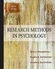 Research Methods in Psychology Cover Image