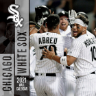 Chicago White Sox 2021 12x12 Team Wall Calendar Cover Image