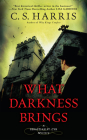 What Darkness Brings (Sebastian St. Cyr Mysteries) Cover Image