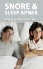 Snoring and Sleep Apnea - Easy Ways To Stop Snoring Cover Image
