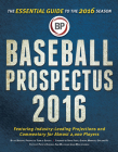 Baseball Prospectus 2016: The Essential Guide to the 2016 Season Cover Image