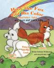 How the Fox Got His Color Bilingual Amharic English Cover Image