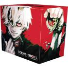Tokyo Ghoul Complete Box Set: Includes vols. 1-14 with premium Cover Image
