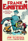 Frank Einstein and the Antimatter Motor (Frank Einstein series #1): Book One Cover Image
