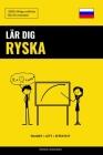 Lär dig Ryska - Snabbt / Lätt / Effektivt: 2000 viktiga ordlistor Cover Image
