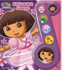 Little Music Note Dora the Explorer Ballerina Song (Play-A-Song) Cover Image
