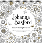 Johanna Basford 2022 Coloring Wall Calendar: A Special Collection of Whimsical Illustrations From Her Best-Selling Books Cover Image