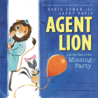 Agent Lion and the Case of the Missing Party Cover Image