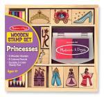 Wooden Princess Stamp Set Cover Image