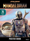Star Wars The Mandalorian Poster Book Cover Image