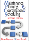 Maintenance Planning, Coordination, & Scheduling Cover Image