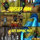 Tarsier Man: A Bot Ripping Plot Cover Image