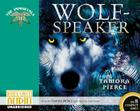 Wolf-speaker [Library]: The Immortals: Book 2 Cover Image