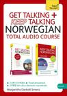 Get Talking and Keep Talking Norwegian Total Audio Course: The essential short course for speaking and understanding with confidence Cover Image