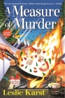 A Measure of Murder (Sally Solari Mystery #2) Cover Image