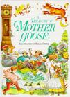 A Treasury of Mother Goose Rhymes Cover Image