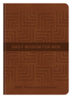 Daily Wisdom for Men 2021 Devotional Collection Cover Image