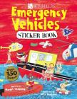 Emergency Vehicles Sticker Book (Scribblers Fun Activity) Cover Image