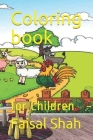 Coloring book: for Children Cover Image