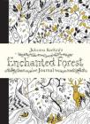 Johanna Basford's Enchanted Forest Journal Cover Image