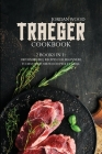 Traeger Cookbook: 2 Books in 1: 100 Yummy Bbq Recipes for Beginners to Master Your Wood Pellet Grill Cover Image