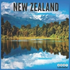 New Zealand 2021 Calendar: Official Travel Island 2021 Wall Calendar 18 Months Cover Image