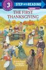 The First Thanksgiving (Step into Reading) Cover Image