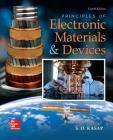 Principles of Electronic Materials and Devices Cover Image