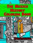 The Mexico History Coloring Book Cover Image