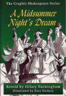 A Midsummer Night's Dream (Graphic Shakespeare) Cover Image