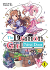The Demon Girl Next Door Vol. 1 Cover Image
