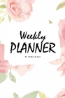 Weekly Planner - Pink Interior (6x9 Softcover Log Book / Tracker / Planner) Cover Image
