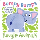 Bumpy Rumps: Jungle Animals (A giggly, tactile experience!): Count from one to ten Cover Image