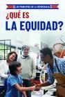 Que Es La Equidad? (What Is Fairness?) Cover Image