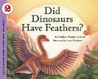 Did Dinosaurs Have Feathers? Cover Image