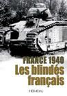 1940 Les Blindés Français Cover Image