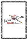 Write Your Vision Hab 2: 2 Journal Cover Image