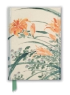 Chen Chun: Garden Flowers (Foiled Journal) (Flame Tree Notebooks) Cover Image