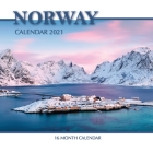 Norway Calendar 2021: 16 Month Calendar Cover Image