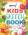 Kids Sketch Book: 8