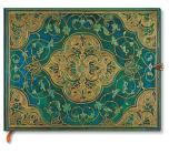 Paperblanks Turquoise Chron Gu Cover Image