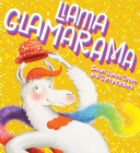 Llama Glamarama Cover Image