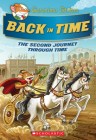 The Journey Through Time #2: Back in Time (Geronimo Stilton Special Edition) Cover Image