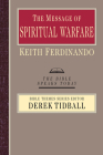The Message of Spiritual Warfare (Bible Speaks Today Bible Themes) Cover Image
