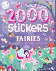 2000 Stickers Fairies: 36 Cute and Twinkly Activities! Cover Image