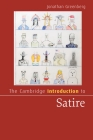 The Cambridge Introduction to Satire (Cambridge Introductions to Literature) Cover Image