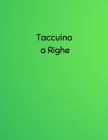 Taccuino a Righe Cover Image